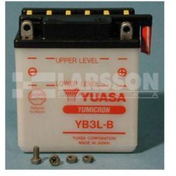 Akumulator Yumicron YUASA YB3L-B 1110099 Yamaha XT 350, DT 80