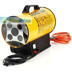 Nagrzewnica gazowa MASTER BLP 11 M (w zestawie reduktor i przewód gazu)