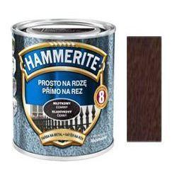 Farba Prosto Na Rdzę - Efekt Młotkowy Ciemnoniebieski 2,5L Hammerite
