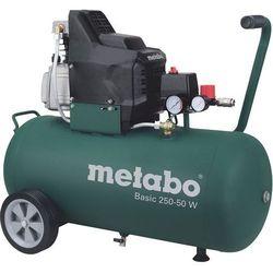 METABO BASIC 250-50 W SPRĘŻARKA TŁOKOWA