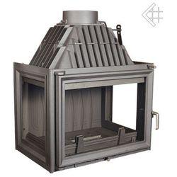wklad kominkowy Zuzia 16 kW okno lewy/prawy