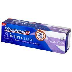 BLEND-A-MED 75ml 3D White Luxe Pearl Glow Wybielająca pasta do zębów