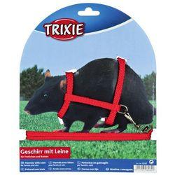 Trixie Szelki ze smyczą dla szczura lub fretki (6262)