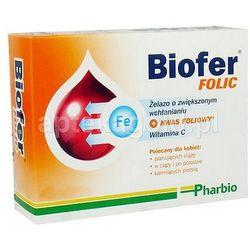 Biofer folic x 80 tabl