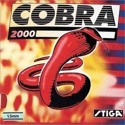STIGA Cobra 2000 - Okładzina - Czerwony