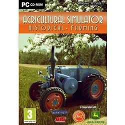 Agricultural Simulator Historical Farming (PC)