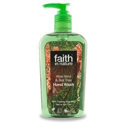 Płyn do mycia rąk z aloesem 300ml - Faith In Nature