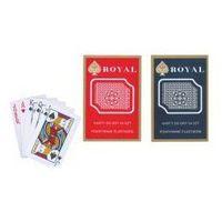 Karty do gry. 2 Talie + zakładka do książki GRATIS