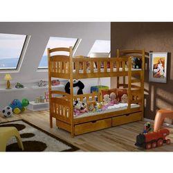 Łóżko piętrowe MARCIN