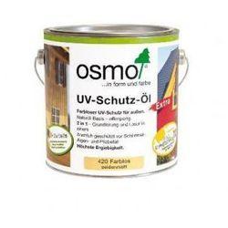 OSMO 429 Olej Ochronny UV Extra na zewnątrz Surowe Drewno 0,75 L
