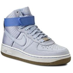 Buty NIKE - Air Force 1 Hi Prim 654440 401 Porpoise
