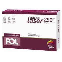 Papier ksero Pol Color Laser A4/250g