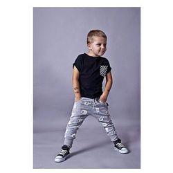 Spodnie dziecięce MONSTERY szare