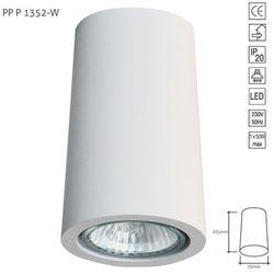 Lampa sufitowa PP 1352 - Biała