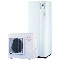 Pompa ciepła powietrze woda Extensa+ DUO 10 z zasobnikiem wody - do powierzchni ok. 100 -140 m2