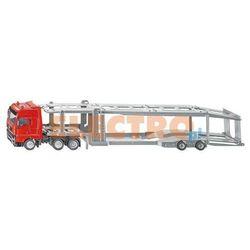Zabawka SIKU Ciężarówka do Przewozu Aut