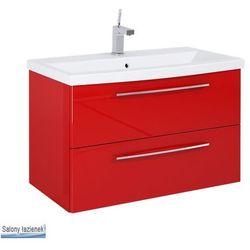Szafka pod umywalkę 80 Jump red new Elita (165369)