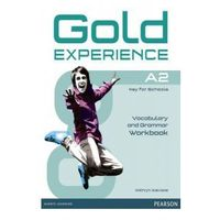 Gold Experience A2. Vocabulary & Grammar Workbook (opr. miękka)