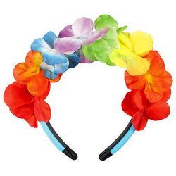 Opaska Kwiatki Hawajska