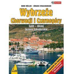 Wybrzeże Chorwacji i Czarnogóry (opr. miękka)