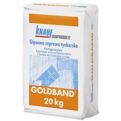 Tynk gipsowy Goldband Knauf, 20kg