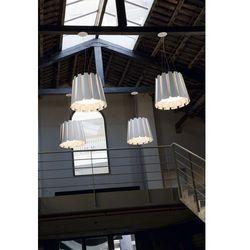 Carpyen - Twist Metalohalogen (biały) - lampa wisząca duża