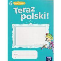 Teraz Polski!. Ćwiczenia. Klasa 6. Szkoła Podstawowa (opr. miękka)