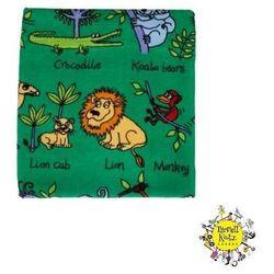 TYRRELL KATZ Ręcznik - Dżungla, 70 x 140 cm