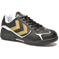 promocje - 30% Buty sportowe Hummel Multicourt Root Ii Jr Dziecięce Czarne 100 dni na zwrot lub wymianę