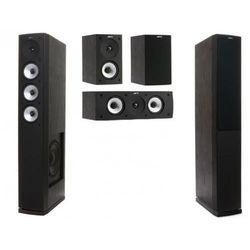 JAMO S628 HCS czarny - kolumny , głośniki - w zestawach taniej - pytaj??