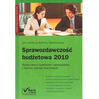 Sprawozdawczość Budżetowa 2010 (opr. miękka)