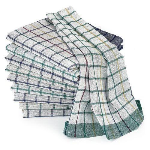 VOG Komplet ścierek kuchennych stripes, 50 x 70 cm, 50 x 70 cm, 10 szt.