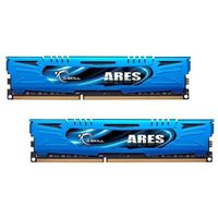 G.SKILL Pamięć do PC - DDR3 16GB (2x8GB) Ares 2400MHz CL11 XMP