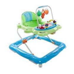 Chodzik kotek zielono niebieski Sun Baby SB-830EUK/1/ZN