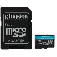 KINGSTON MicroSD 64 GB 170 MB/s SDCG3/64GB