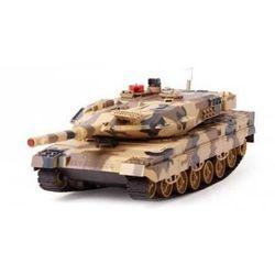 Zdalnie Sterowany Czołg Abrams - 27 MHZ