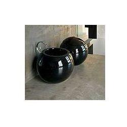 Miska wc Disegno Sfera stojąca czarna 550