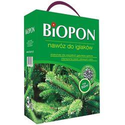 Nawóz do iglaków Biopon 3 kg