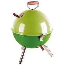 Grill okrągły zielony Mini BBQ CO-672055 (śr. 30 cm)