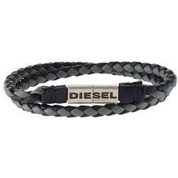 Diesel ALUCY BRACELET Bransoletka blue nights/sedona