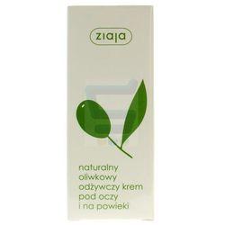 Ziaja Krem pod oczy oliwkowy 15 ml