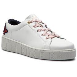291d868e66b95 sneakersy tommy hilfiger sanne 11b fw56818774 sand 102 w kategorii ...