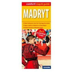 Comfort!map&guide Madryt 2w1