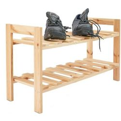 Półka na buty 70x26x40 Pinus