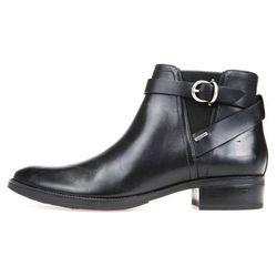 ae01f5514fc13 Geox buty za kostkę damskie Meldi Np Abx 36 czarny - BEZPŁATNY ODBIÓR:  WROCŁAW!