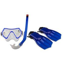Zestaw do nurkowania dla dzieci Waimea - Niebieski