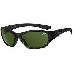 Dziecięce przeciwsłoneczne okulary Relax Makin czarne R3062B