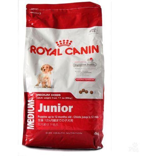 royal canin medium junior 15kg por wnaj zanim kupisz. Black Bedroom Furniture Sets. Home Design Ideas