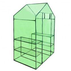 Szklarnia ogrodowa z półkami Zapisz się do naszego Newslettera i odbierz voucher 20 PLN na zakupy w VidaXL!