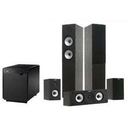 JAMO S526HCS + SUB360 BL - kolumny , głośniki - w zestawach taniej - pytaj??